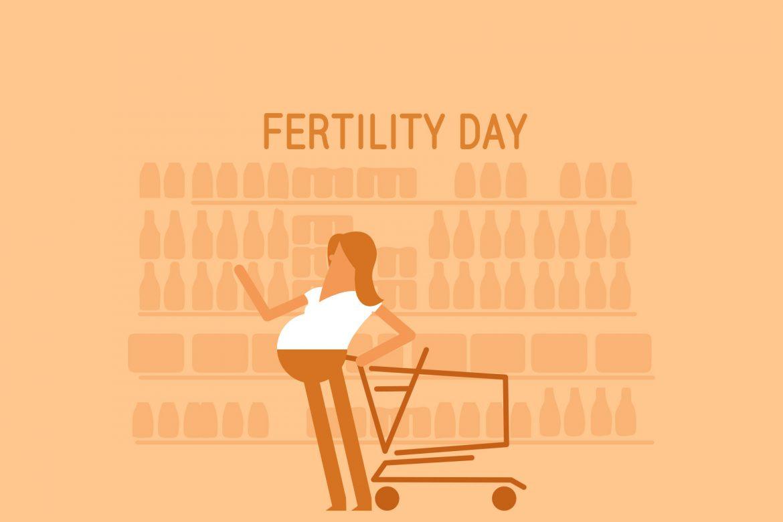 Fertility Day: la creatività non c'entra nulla