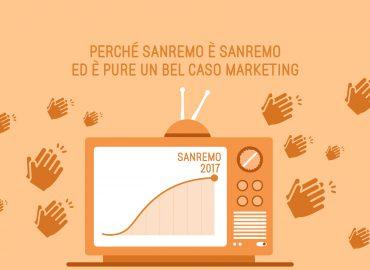 Perché Sanremo è Sanremo, ed è pure un bel caso marketing