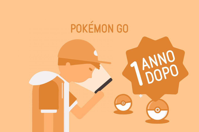 Pokémon GO un anno dopo: successo o flop?