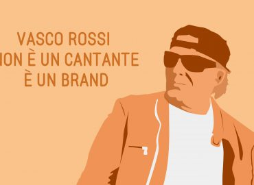 Vasco Rossi non è un cantante, è un brand