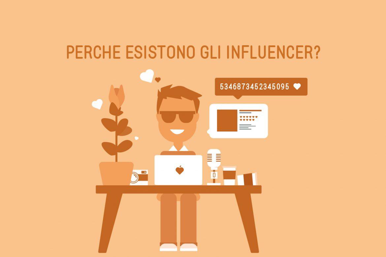 Perché esistono gli influencer? Ecco perché ogni azienda dovrebbe occuparsene