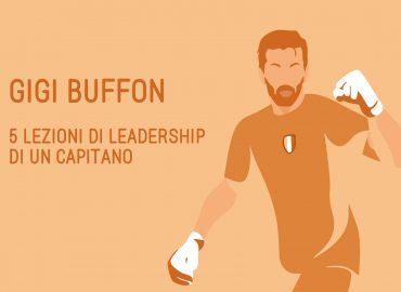 Gigi Buffon: 5 lezioni di leadership di un capitano