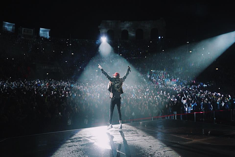Jovanotti Arena di Verona 2018