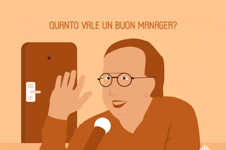 Quanto vale un buon manager?