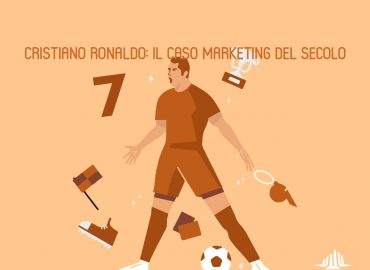 Cristiano Ronaldo: il caso marketing del secolo