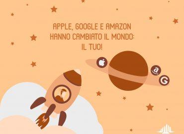 Apple, Google e Amazon hanno cambiato il mondo: il tuo!