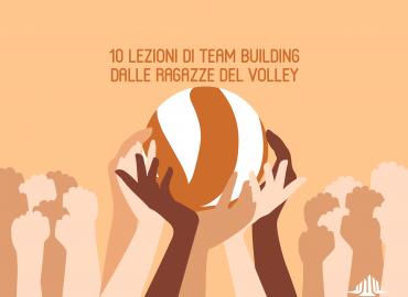10 lezioni di team building dalle ragazze del volley