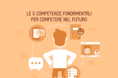 Le 5 competenze fondamentali per competere nel futuro