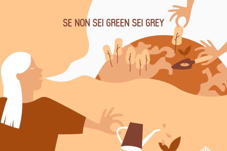 Se non sei green sei grey