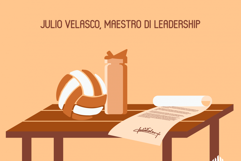 Julio Velasco, Maestro di Leadership