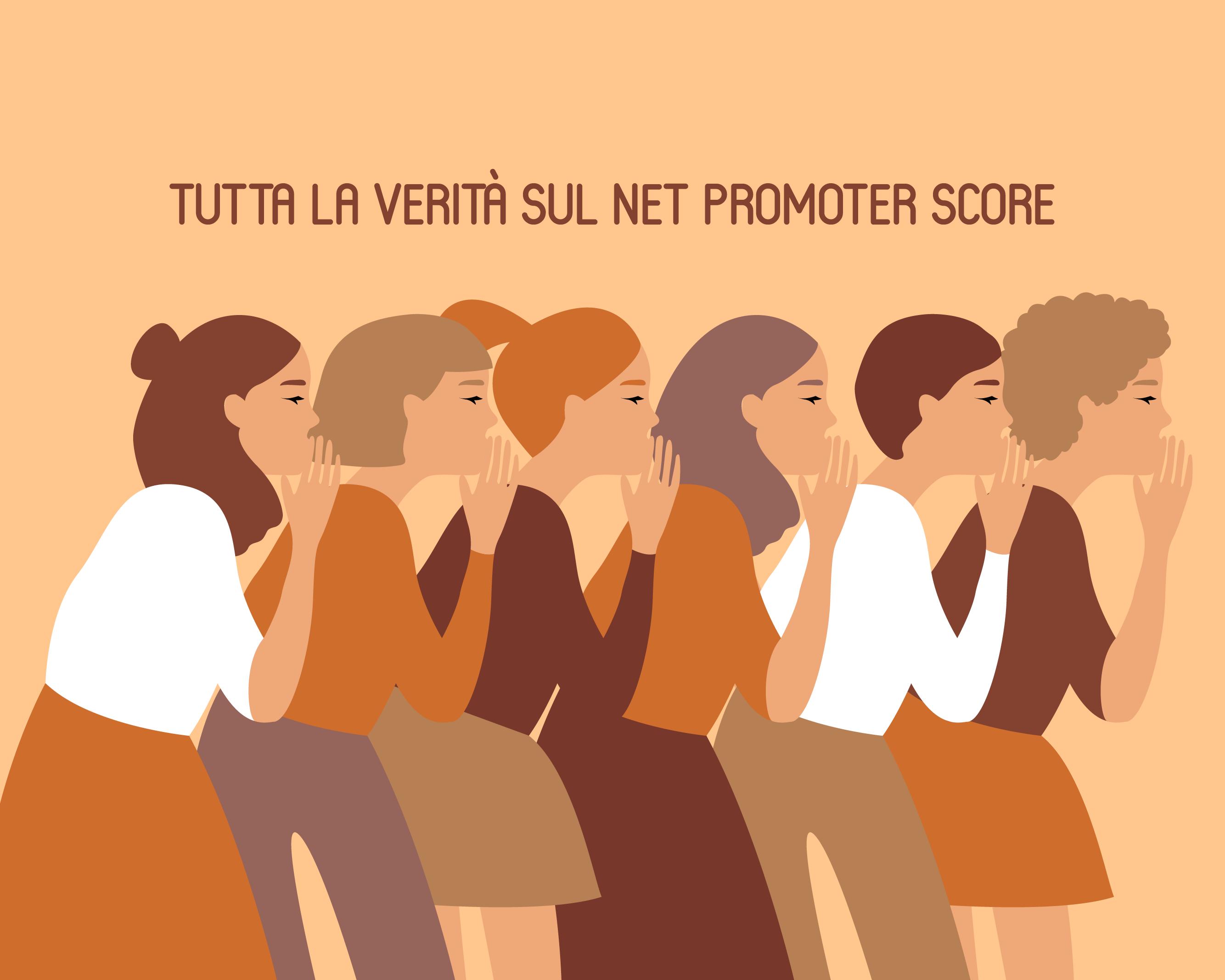Tutta la verità sul Net Promoter Score