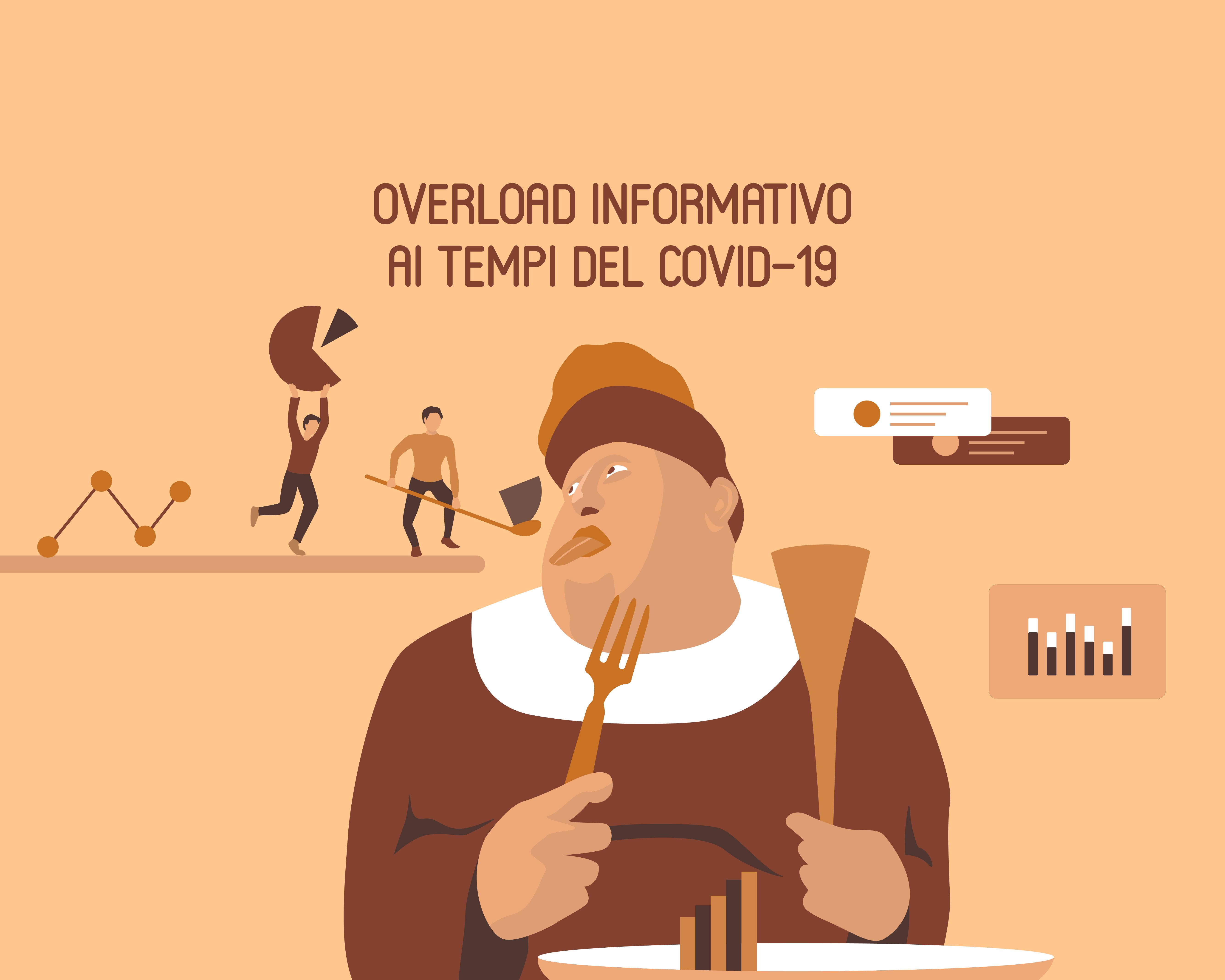 Overload informativo ai tempi del Covid-19