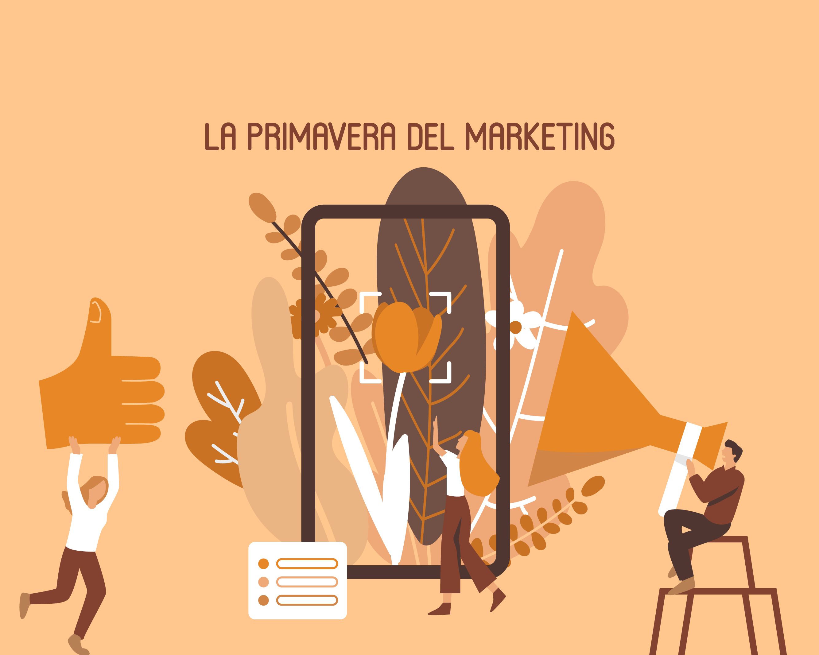 La primavera del marketing