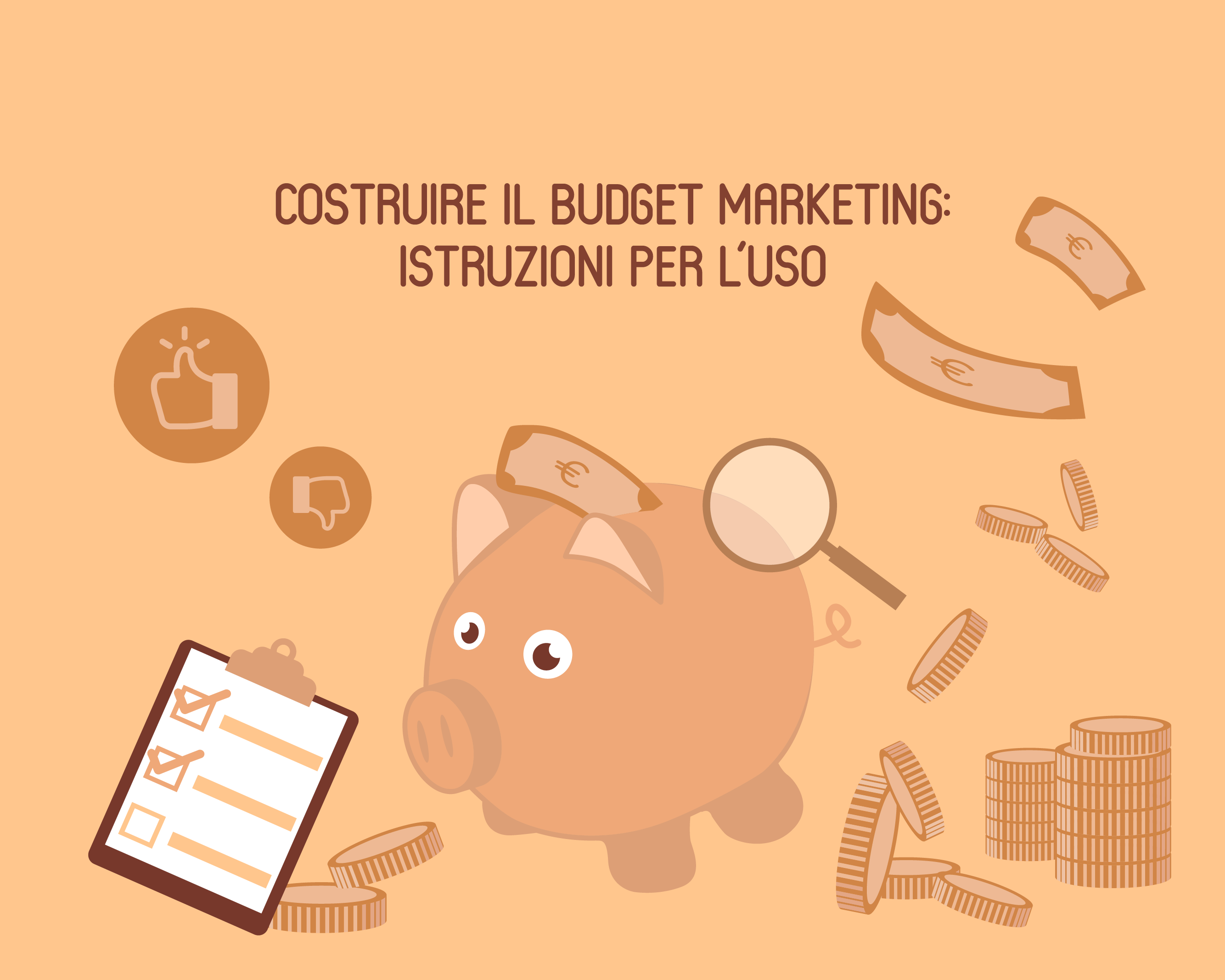 Costruire il budget marketing: istruzioni per l'uso