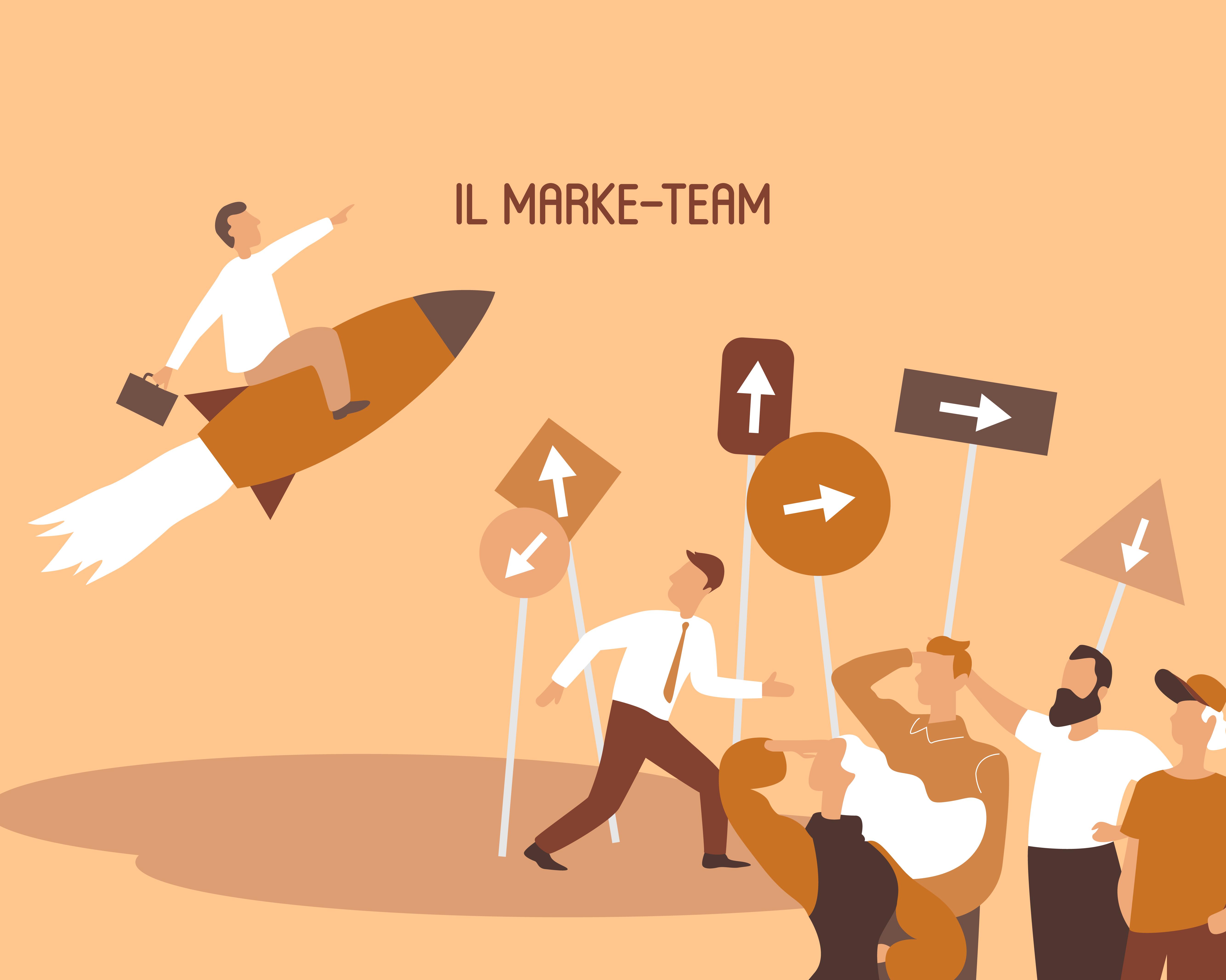 Il Marke-Team