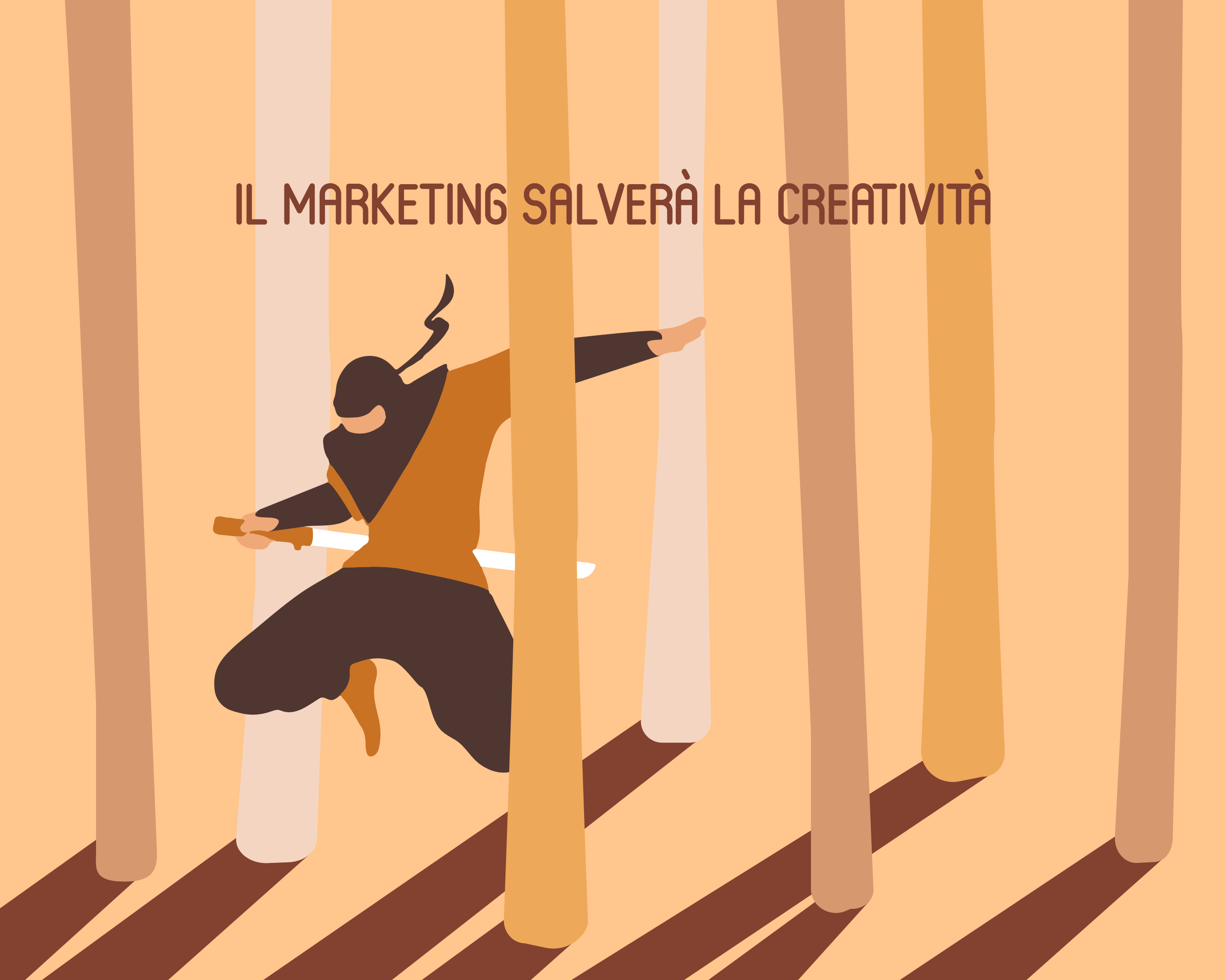 Il marketing salverà la creatività