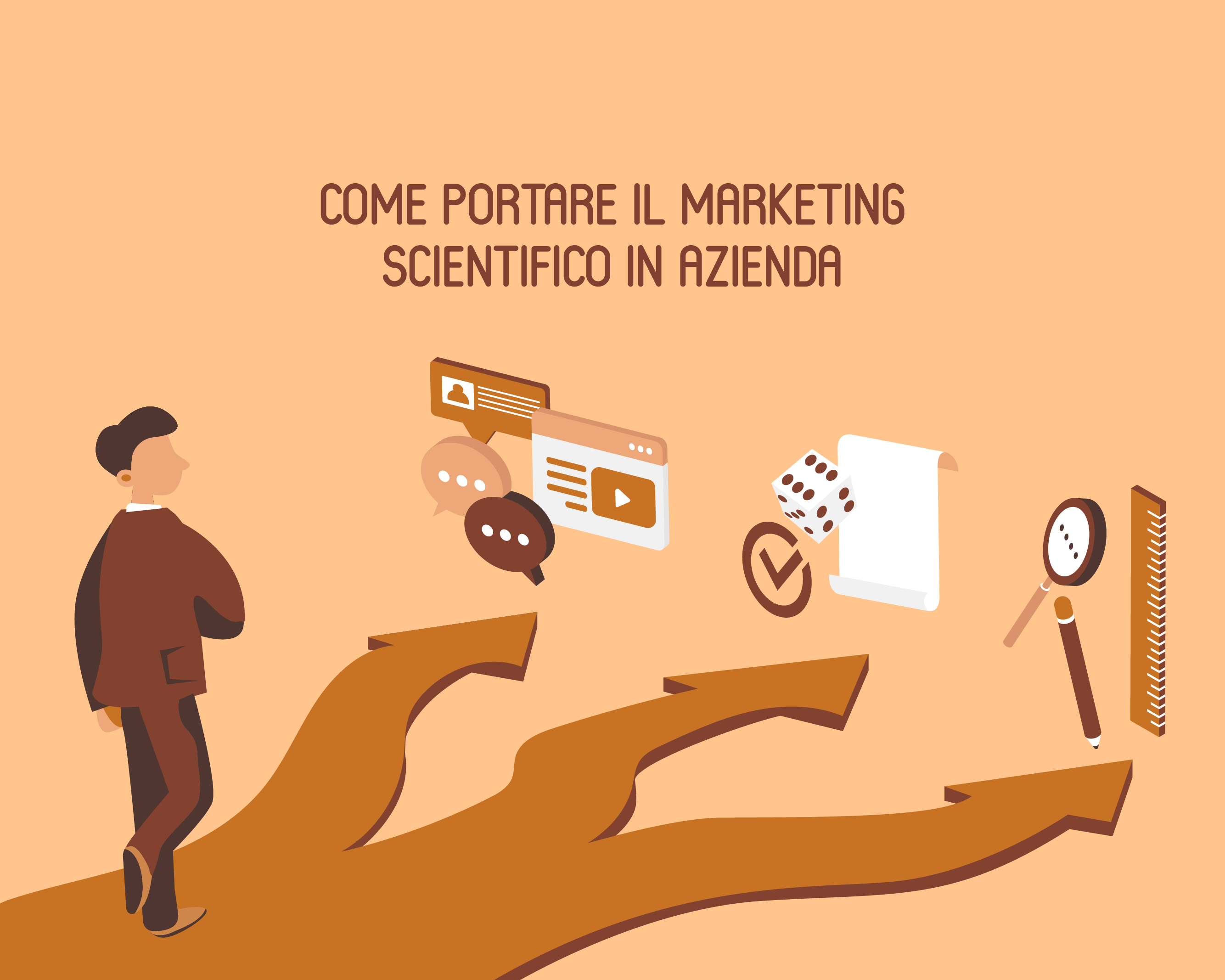 Come portare il marketing scientifico in azienda